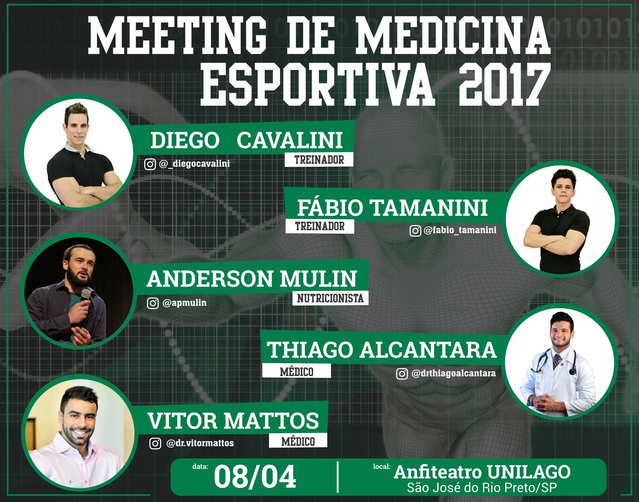 Meeting de Medicina Esportiva